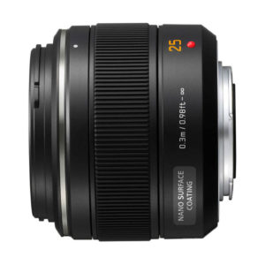 Panasonic Leica DG Summilux 25mm f/1,4 ASPH