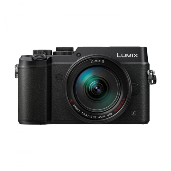 Panasonic DMC-GX8A + G X Vario 12-35mm ASPH Power OIS : Schwarz