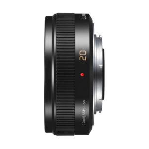 Panasonic Lumix G 20mm f/1,7 II ASPH