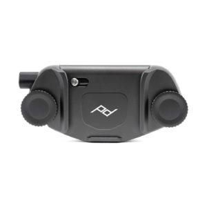 Peak Design Capture Kameraclip V3 : Schwarz