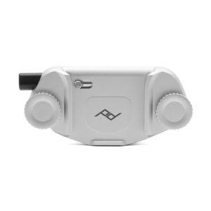 Peak Design Capture Kameraclip V3 : Silber