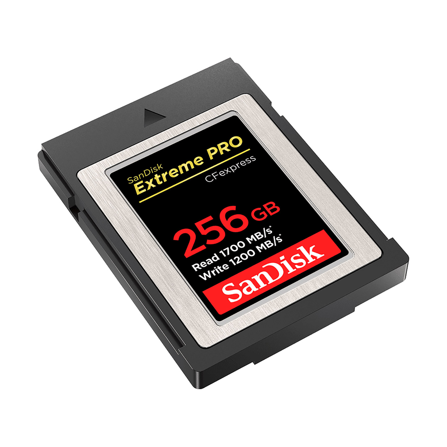 Sandisk Extreme Pro CFexpress Typ B : 256GB