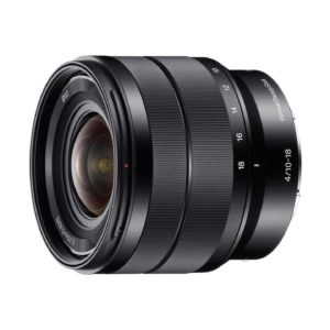 Sony E 10-18mm f/4,0 OSS