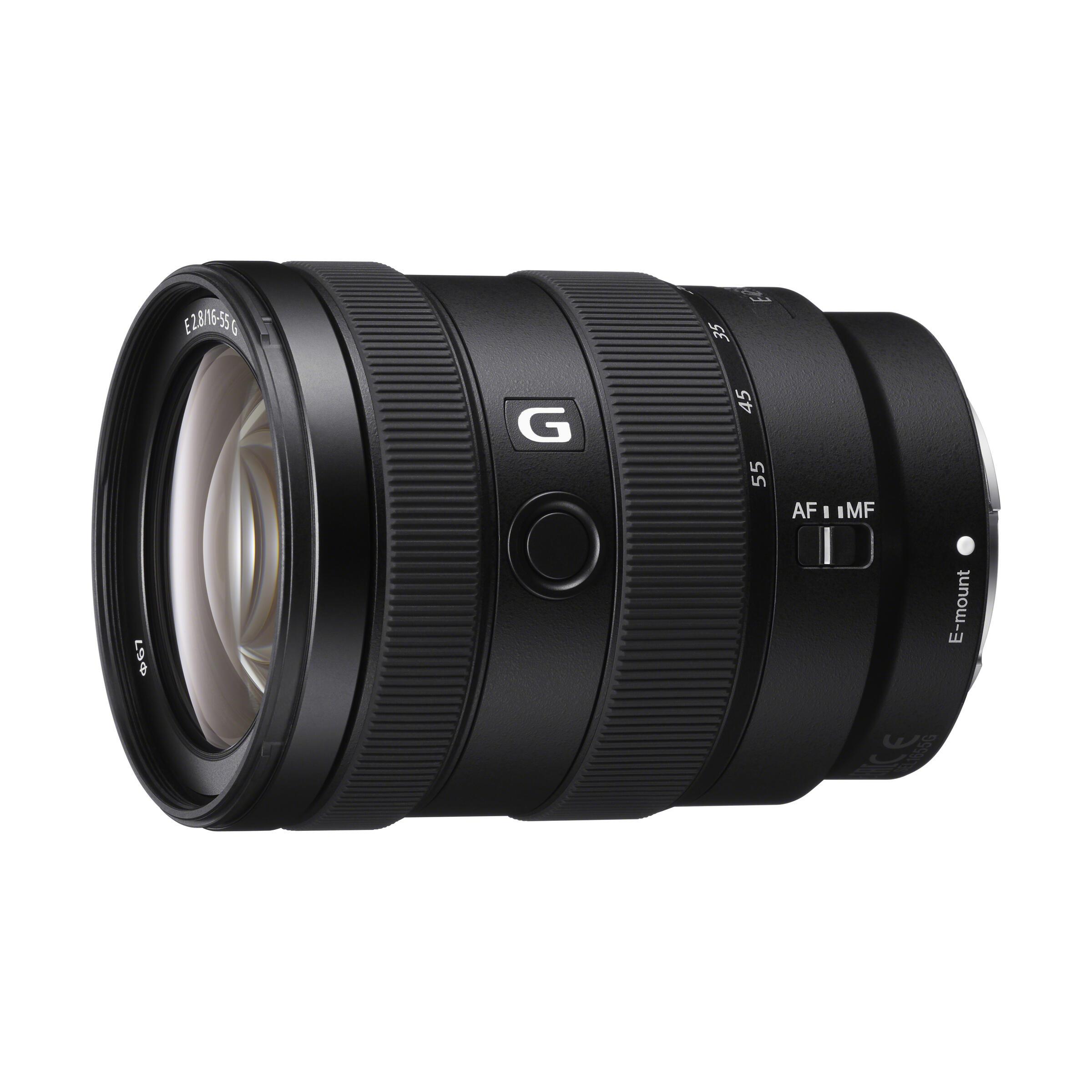 Sony E 16-55mm f/2,8 G