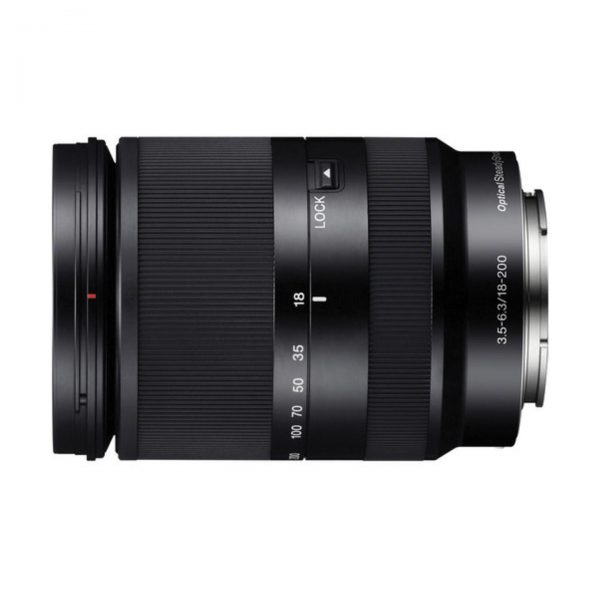 Sony E 18-200mm f/3,5-6,3 OSS LE