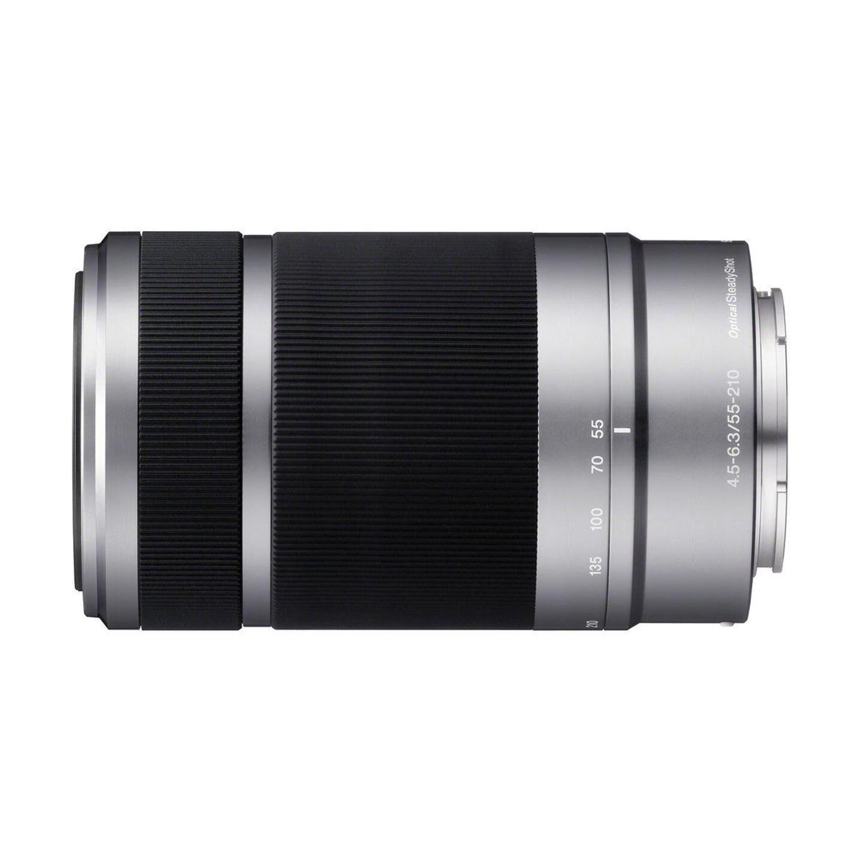 Sony E 55-210mm f/4,5-6,3 OSS