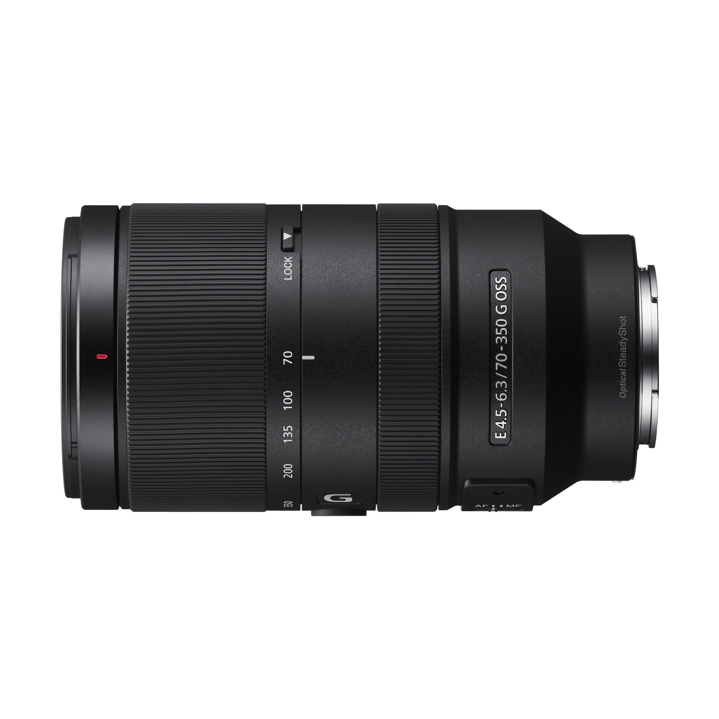 Sony E 70-350mm f/4,5-6,3 G OSS