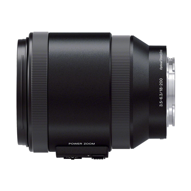 Sony E PZ 18-200mm f/3,5-6,3 OSS