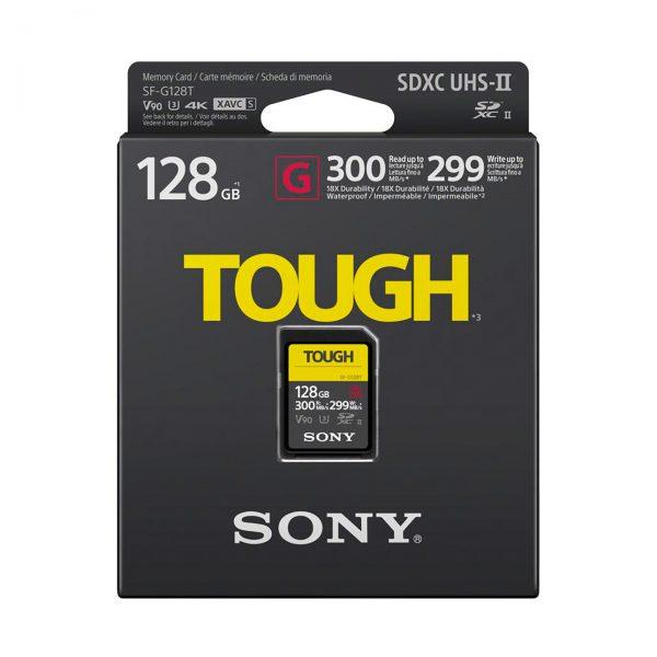 Sony TOUGH SF-G 128GB SDXC UHS-II