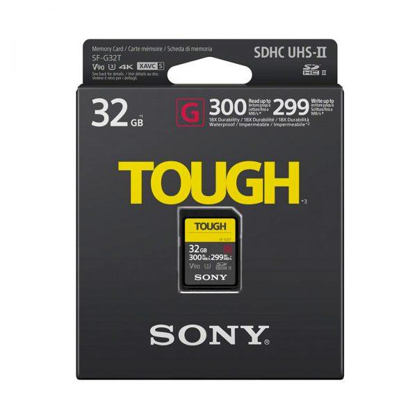 Sony TOUGH SF-G 32GB SDHC UHS-II