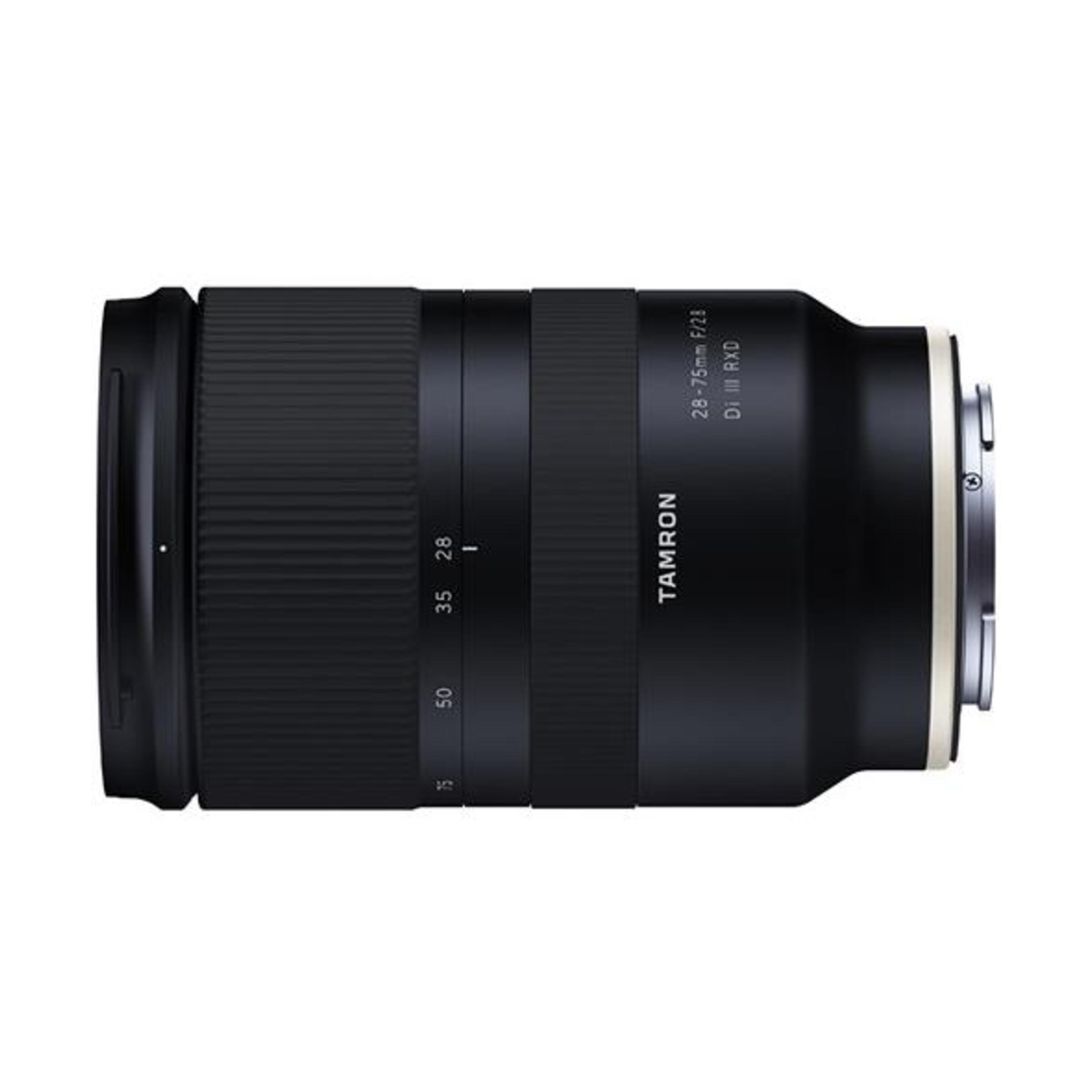 Tamron 28-75mm f/2,8 Di III RXD : Sony FE