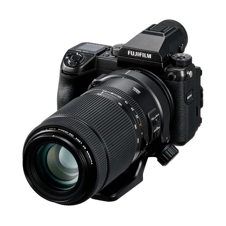 Fujifilm GF 100-200mm f/5,6 R LM OIS WR