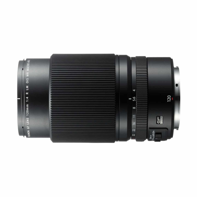 Fujifilm GF 120mm f/4,0 Macro R LM OIS WR