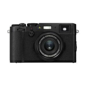 Fujifilm X100F : Schwarz