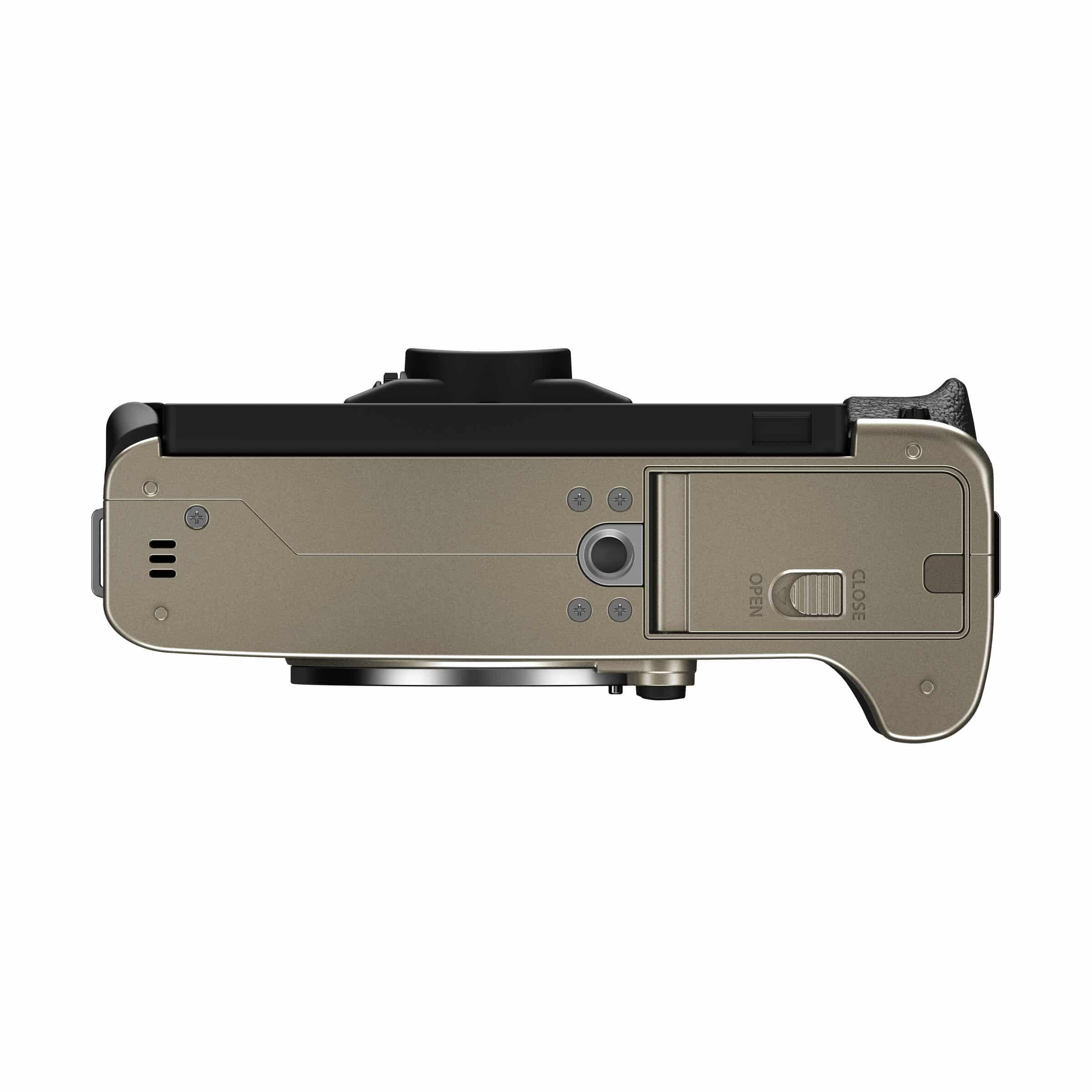 Fujifilm X-T200 + XC 15-45mm OIS PZ : Champagner-Gold