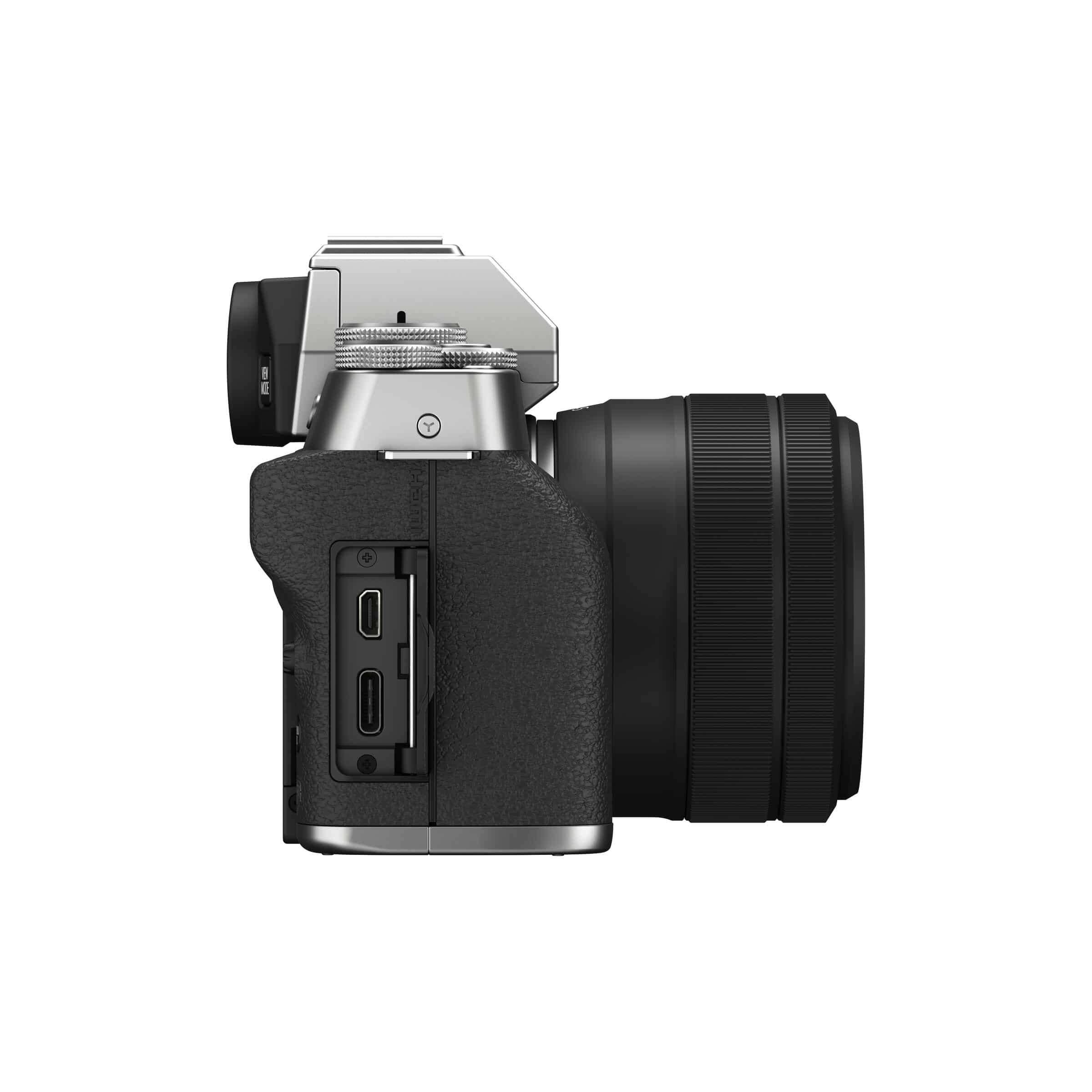 Fujifilm X-T200 + XC 15-45mm OIS PZ : Dunkelsilber