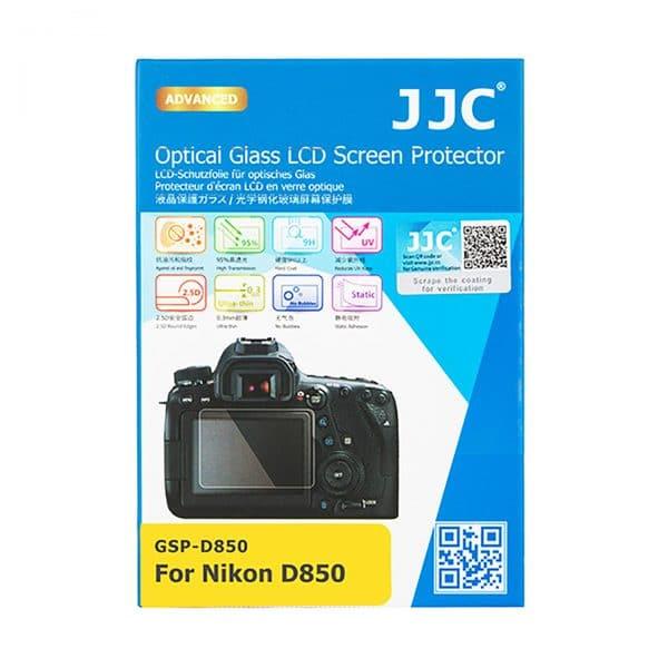 JJC Displayschutzglas für D850