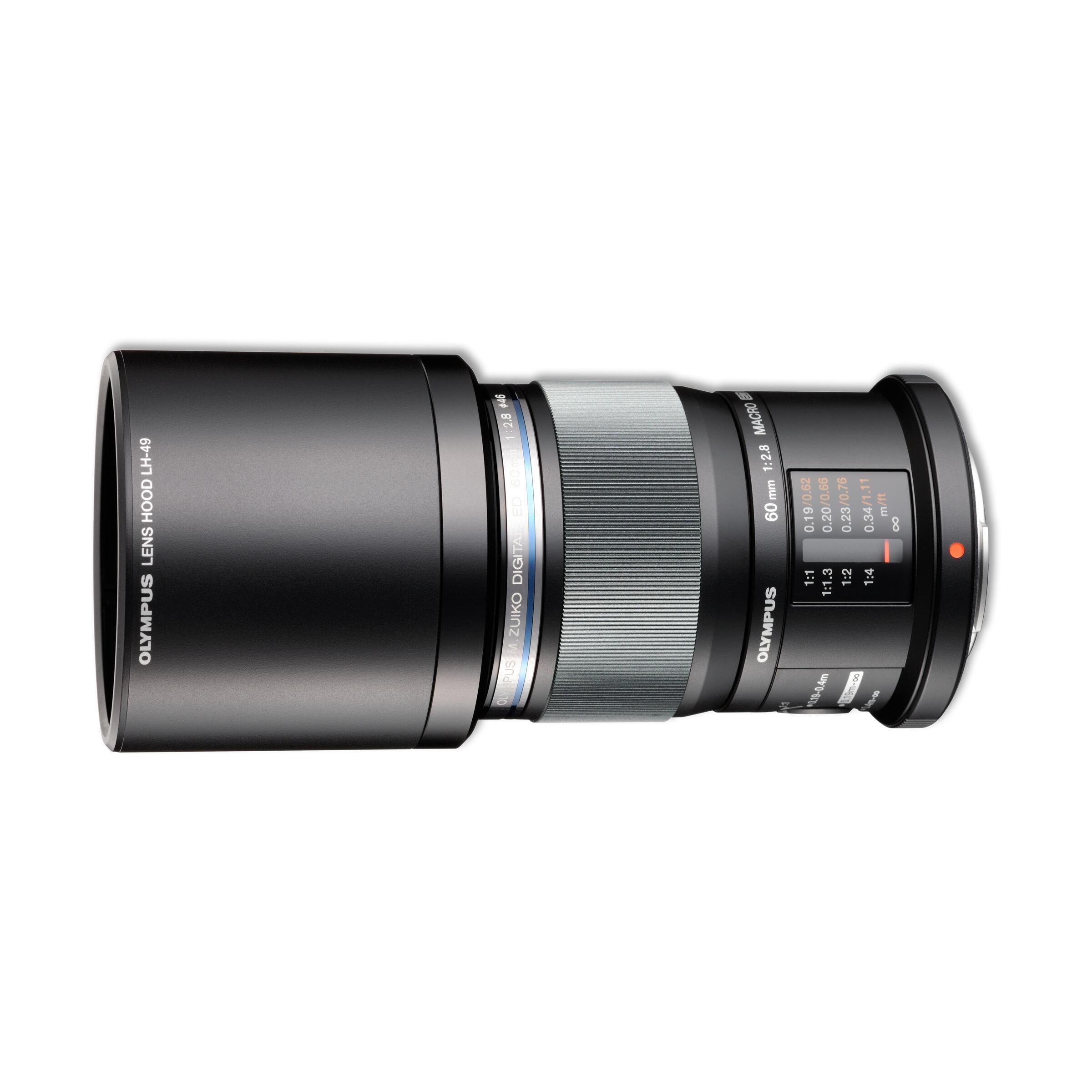 Olympus M.ZUIKO DIGITAL ED 60mm f/2,8 Macro