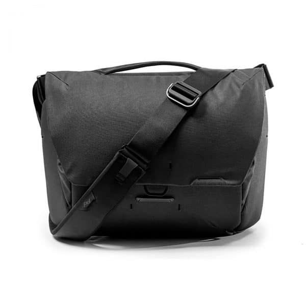 Peak Design Everyday Messenger V2 : Schwarz