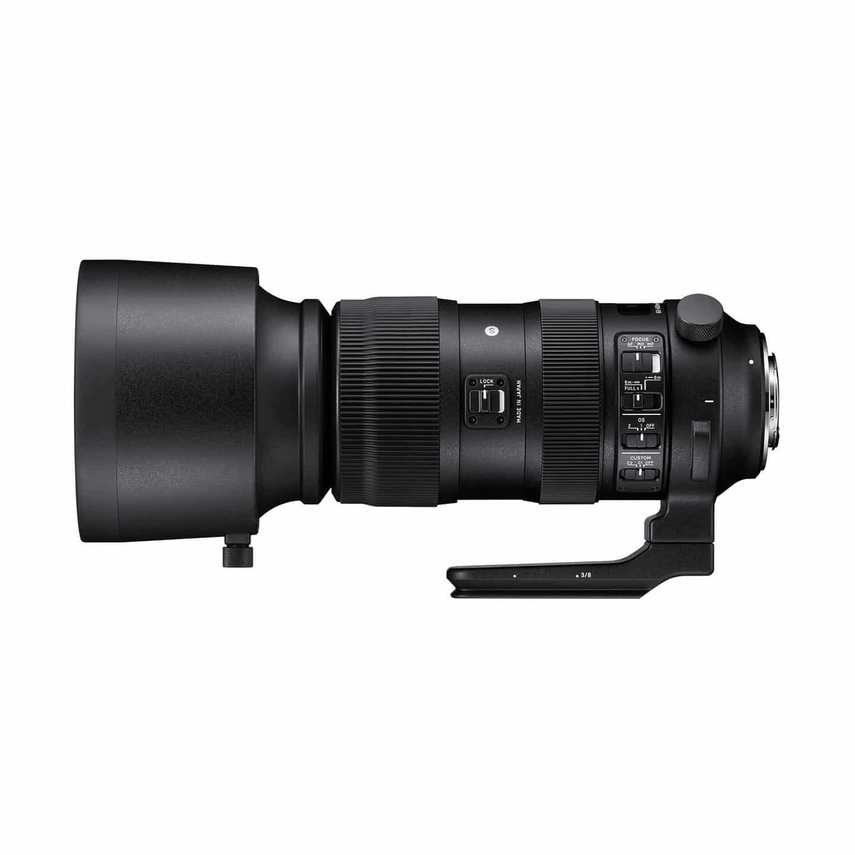 Sigma 60-600mm f/4,5-6,3 DG OS HSM Sports - Canon EF