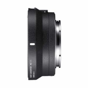 Sigma Anschluss-Konverter MC-11 : Canon EF