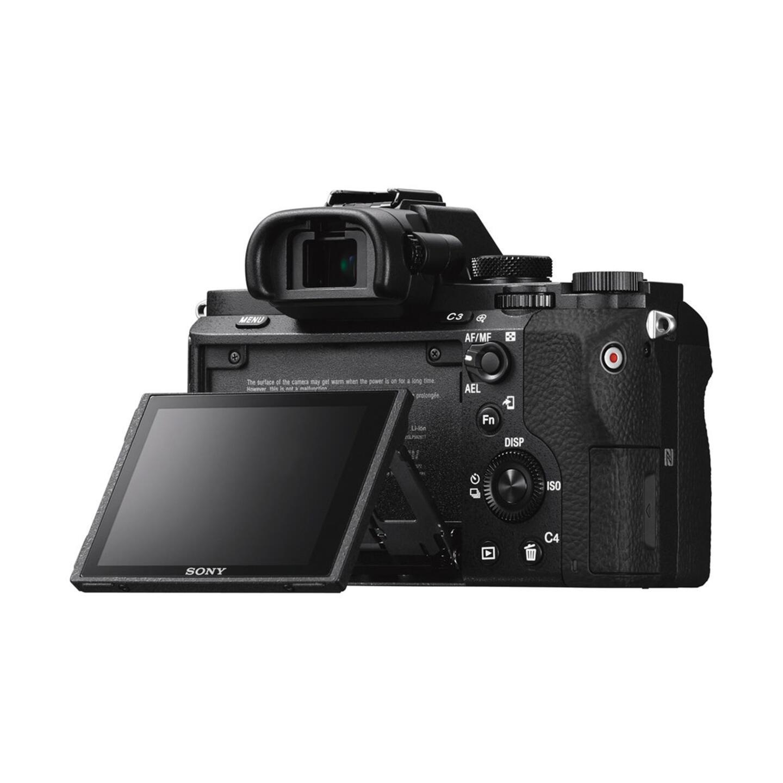 Sony Alpha 7 II + FE 28-70mm SEL