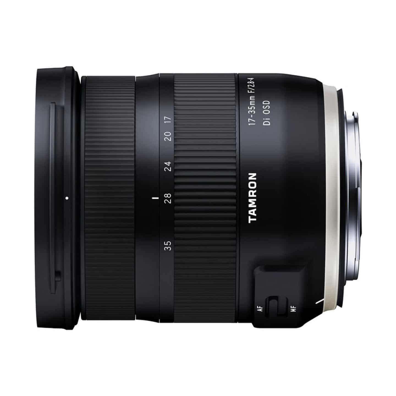 Tamron 17-35mm f/2,8-4,0 Di OSD : Nikon F