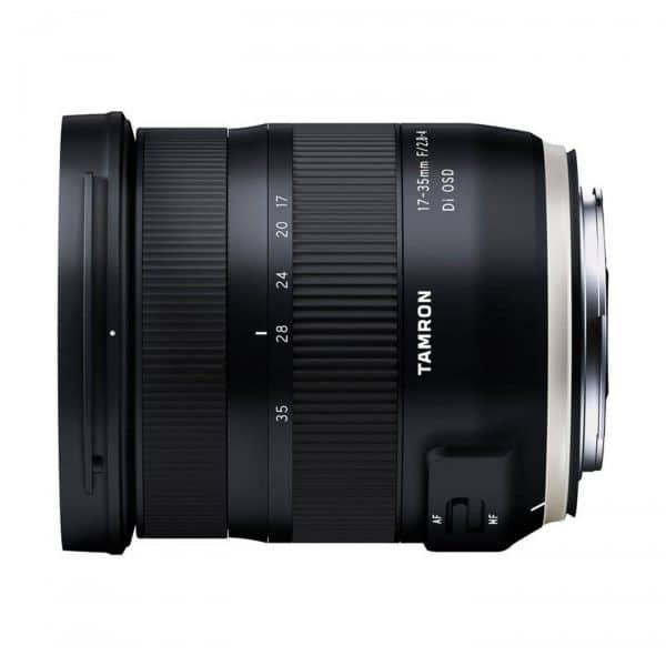 Tamron 17-35mm f/2,8-4,0 Di OSD : Canon EF