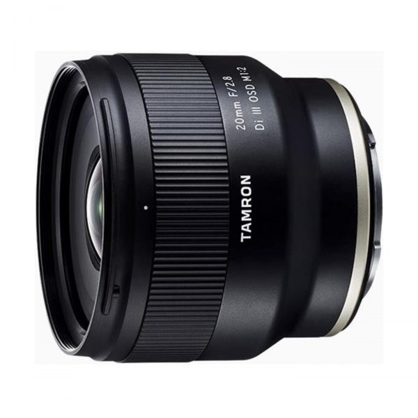 Tamron 20mm f/2,8 Di III OSD M1:2 : Sony FE