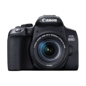 Canon EOS 850D + EF-S 18-55mm IS STM