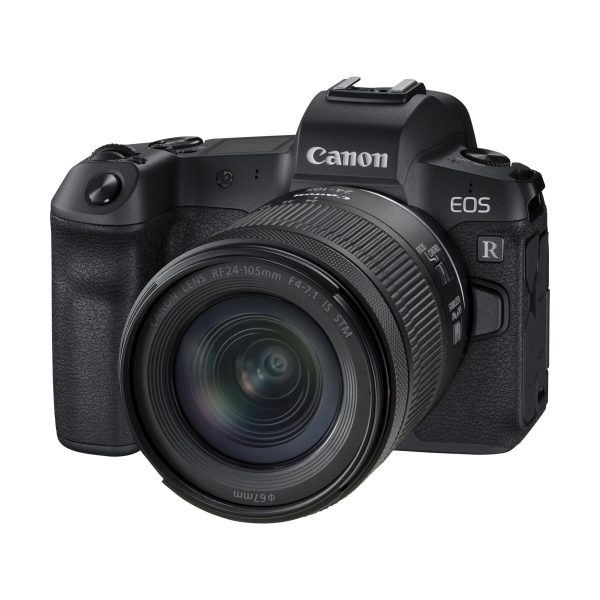Canon EOS R + RF 24-105mm IS STM