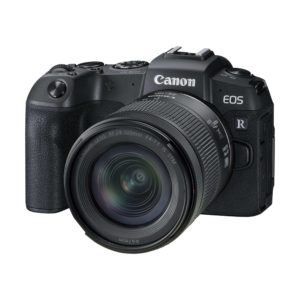 Canon EOS RP + RF 24-105mm IS STM