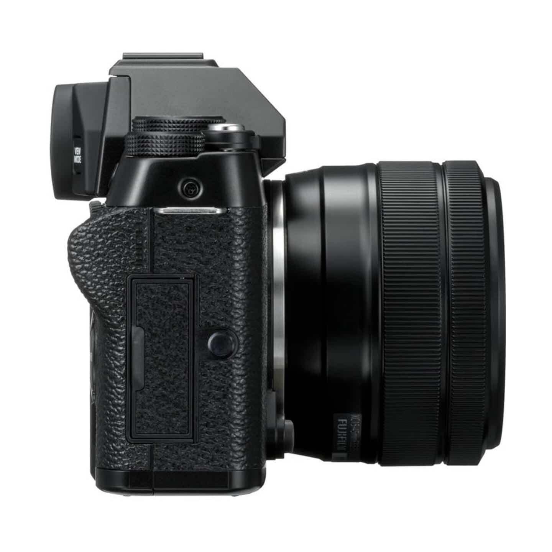 Fujifilm X-T100 + XC 15-45mm : Schwarz