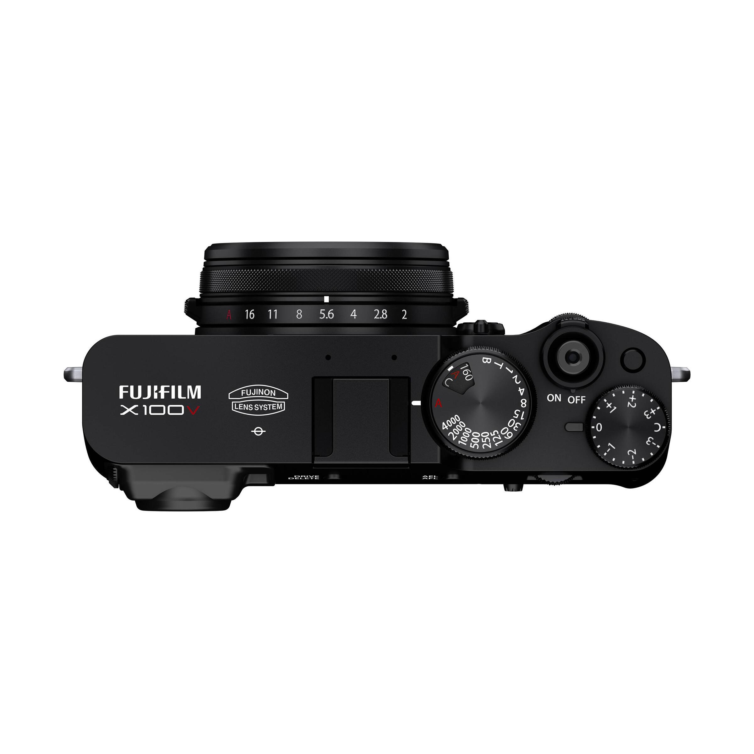 Fujifilm X100V : Schwarz
