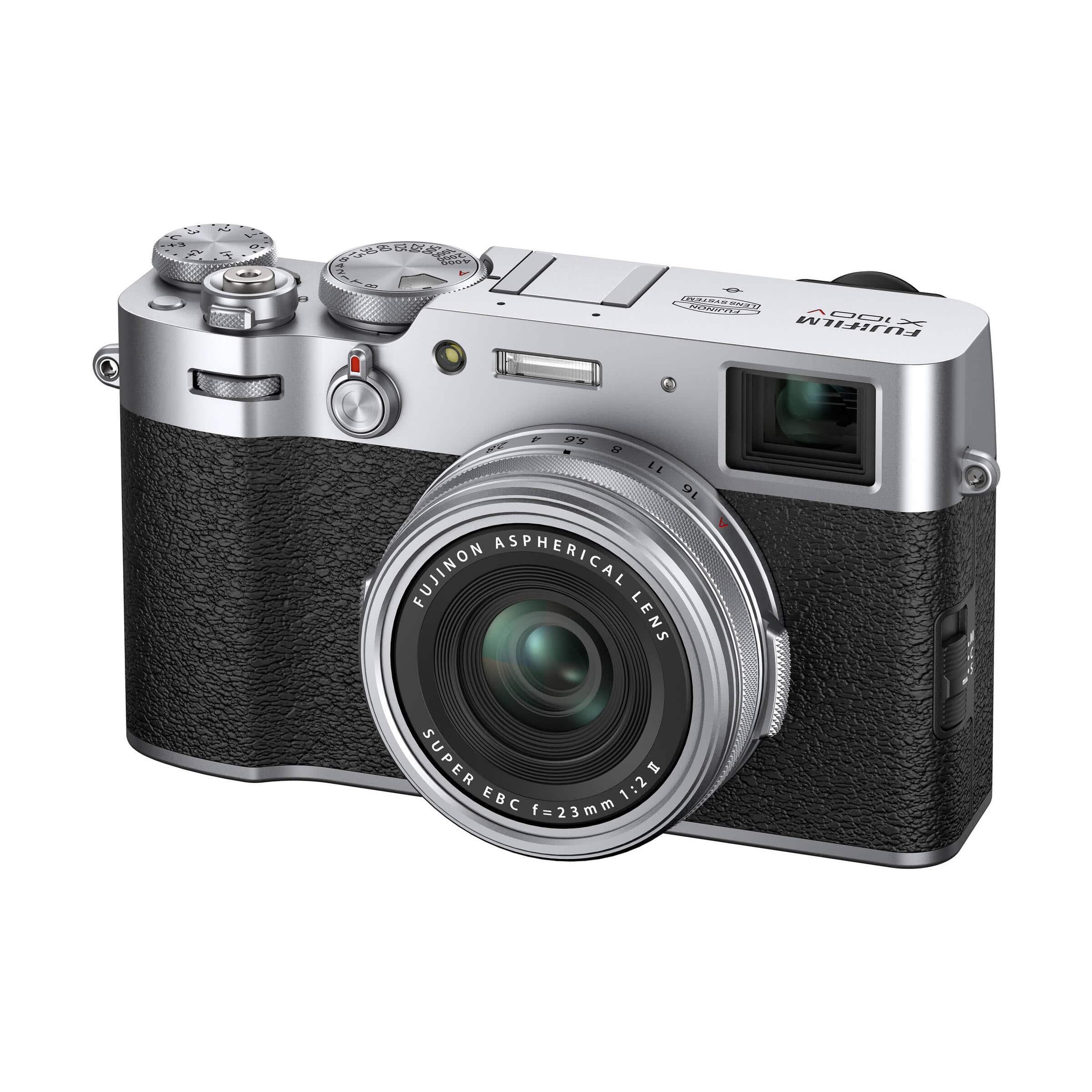 Fujifilm X100V : Silber