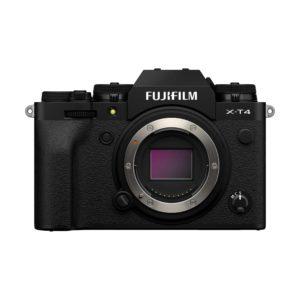 Fujifilm X-T4 : Schwarz
