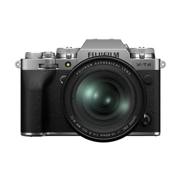 Fujifilm X-T4 + XF 16-80mm R OIS WR : Silber