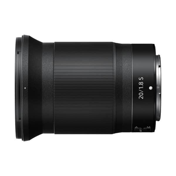Nikon Z 20mm f/1,8 S