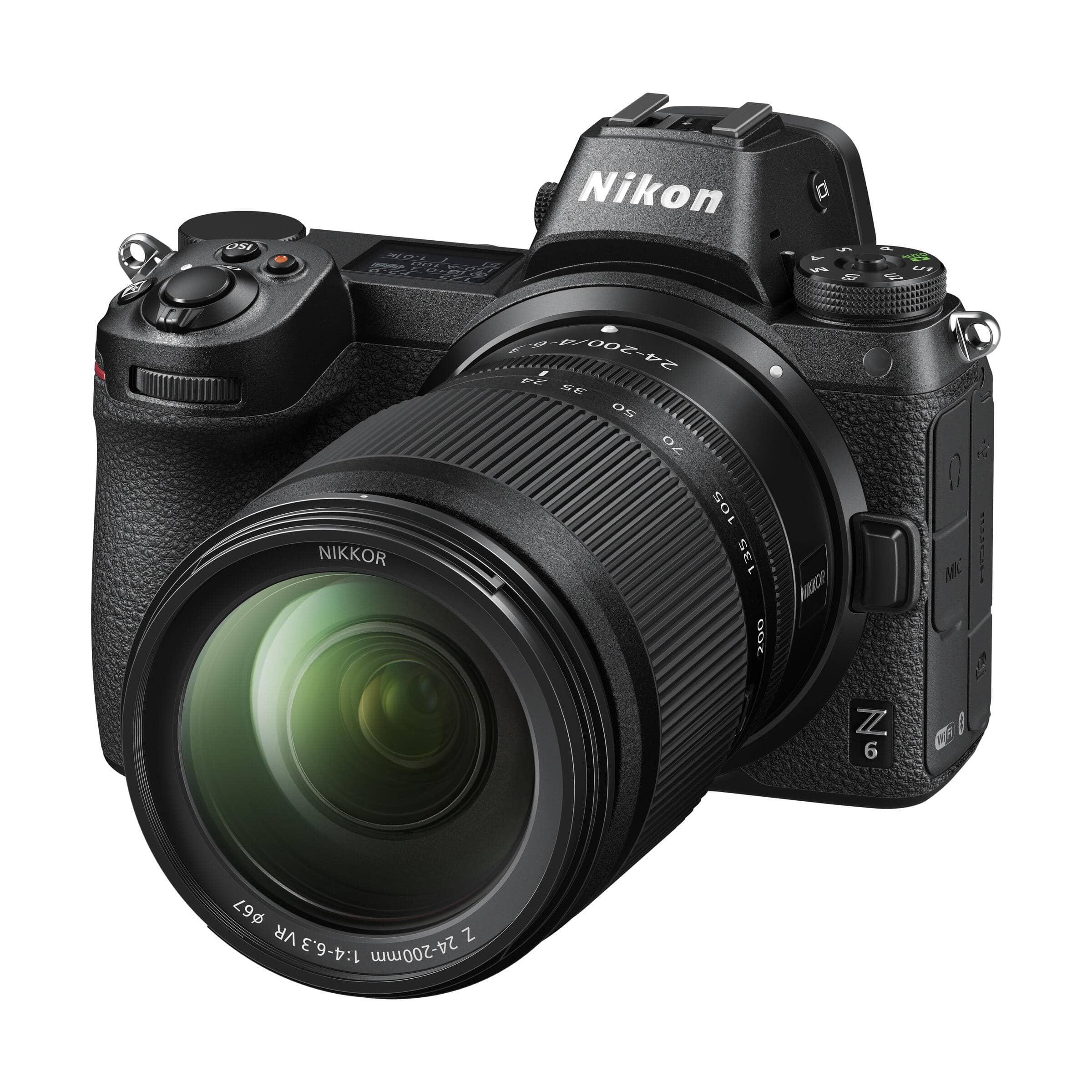 Nikon Z 24-200mm f/4,0-6,3 VR