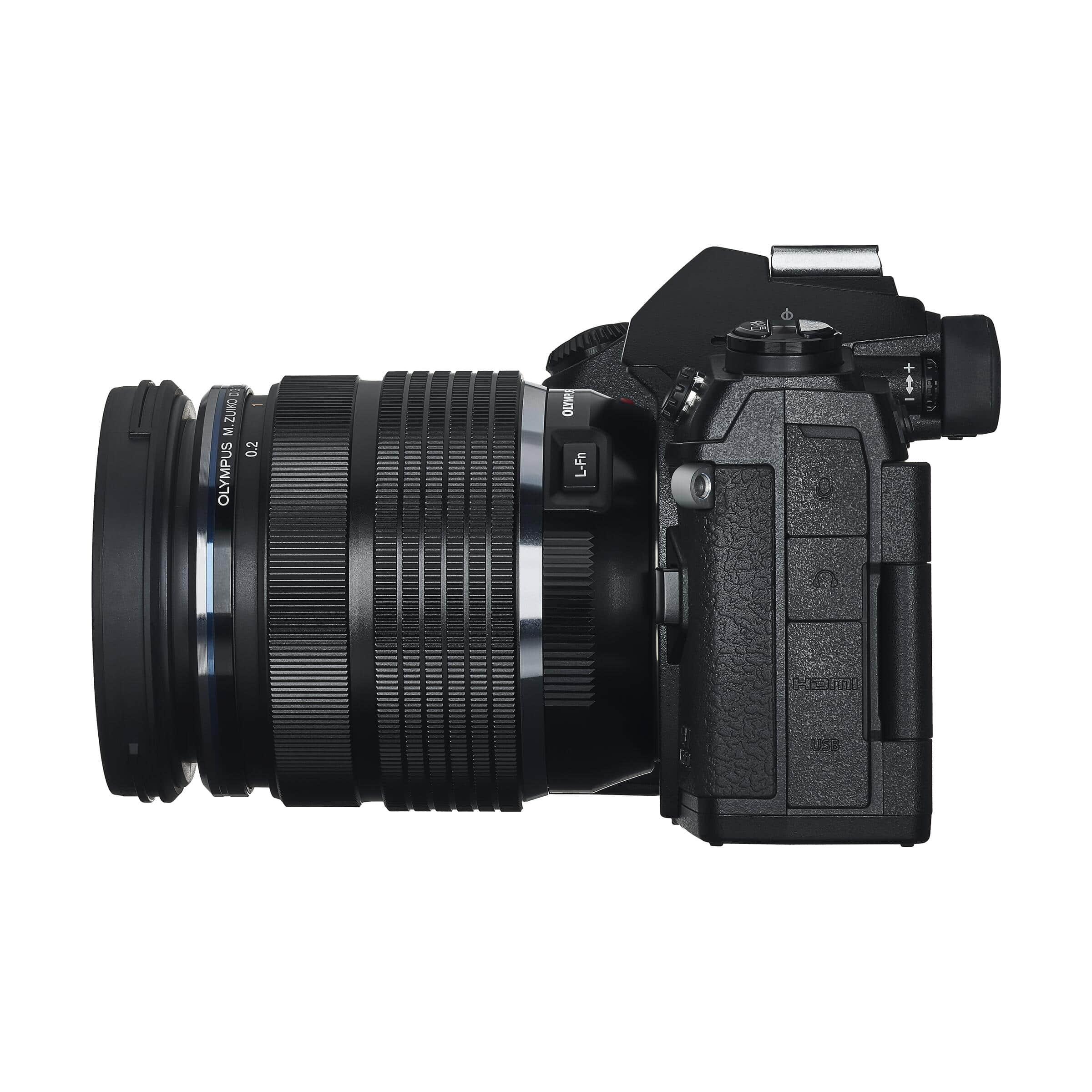 Olympus OM-D E-M1 Mark III + ED 12-40mm PRO