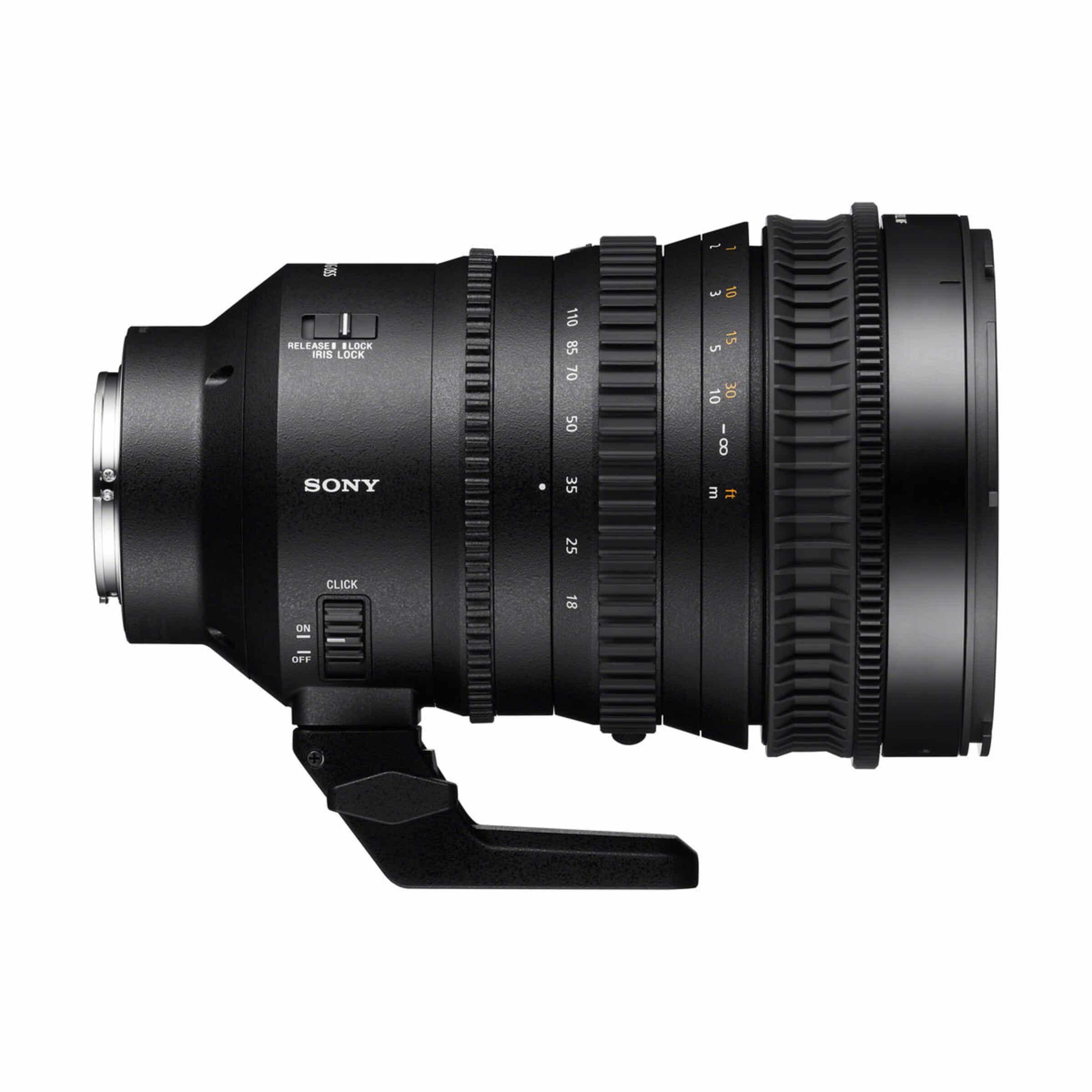 Sony E PZ 18-110mm f/4,0 G OSS