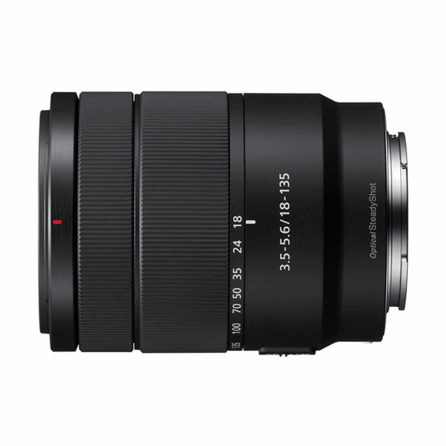 Sony E 18-135mm f/3,5-5,6 OSS