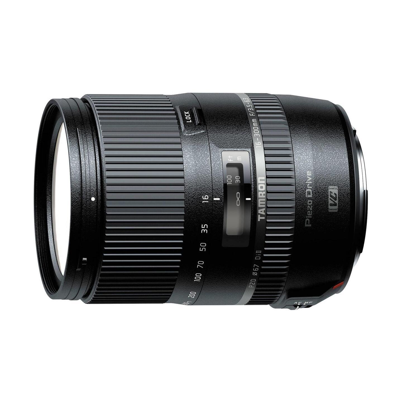 Tamron 16-300mm f/3,5-6,3 Di II VC PZD : Canon EF-S