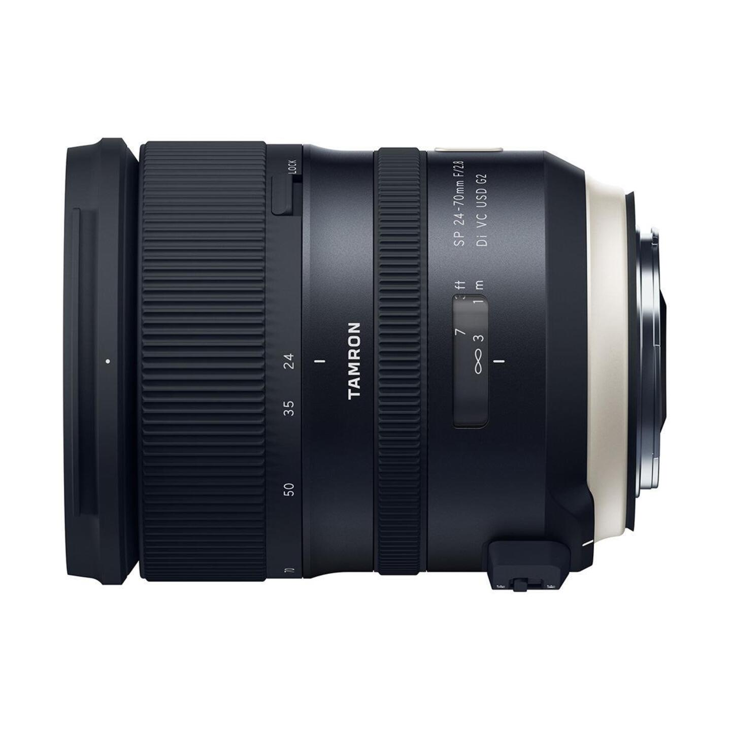 Tamron SP 24-70mm f/2,8 Di VC USD G2 - Canon EF