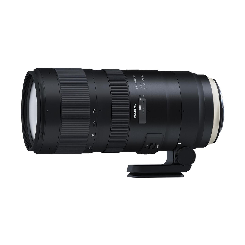 Tamron SP 70-200mm f/2,8 Di VC USD G2 - Canon EF