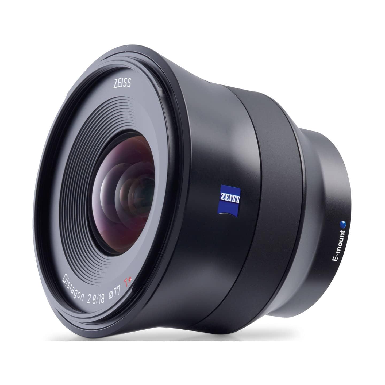Zeiss Batis 18mm f/2,8 : Sony FE