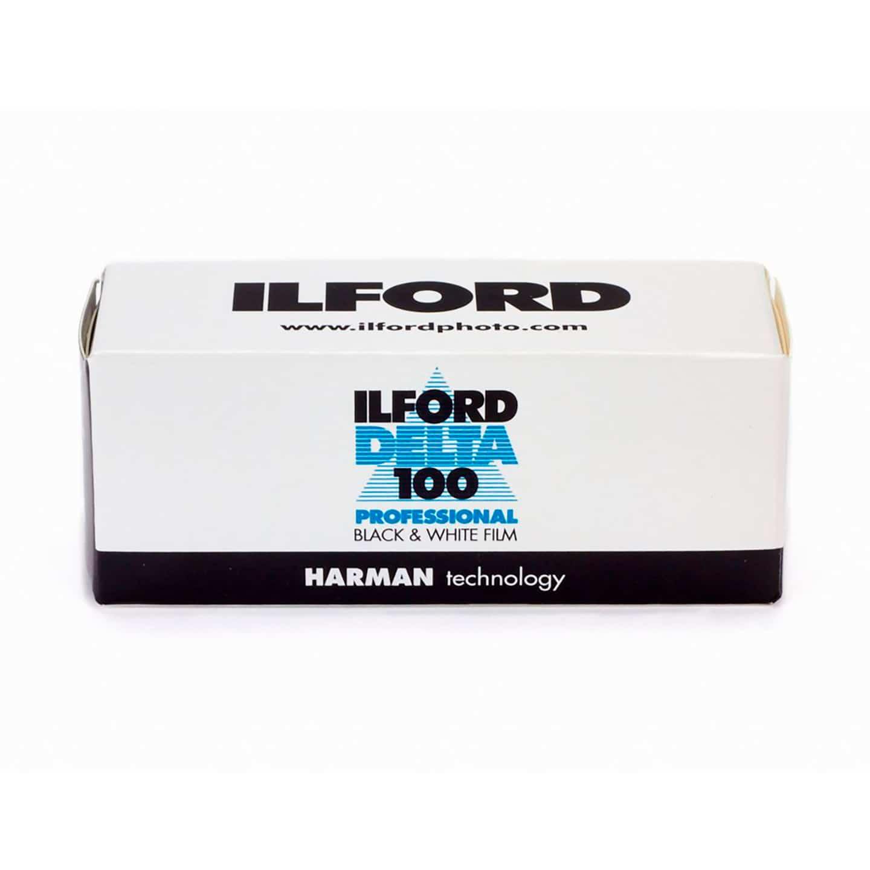 Ilford DELTA 100 Professional (120)