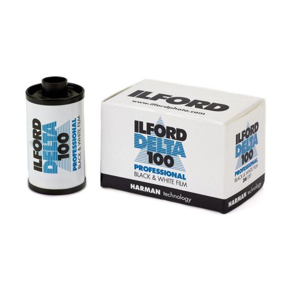 Ilford DELTA 100 Professional (135)