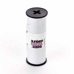 Ilford DELTA 3200 Professional (120)