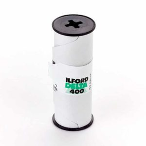 Ilford DELTA 400 Professional (120)